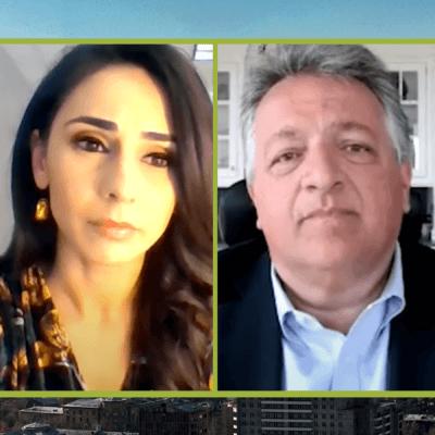 Noubar Afeyan interviewed by Araksya Karapetyan on the FUTURE ARMENIAN Initiative. 31 May, 2021 (in English)