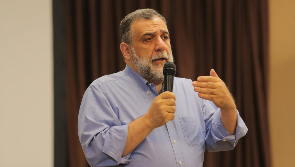 Ruben Vardanyan's meeting with the participants of the Be Automated Annual Expo