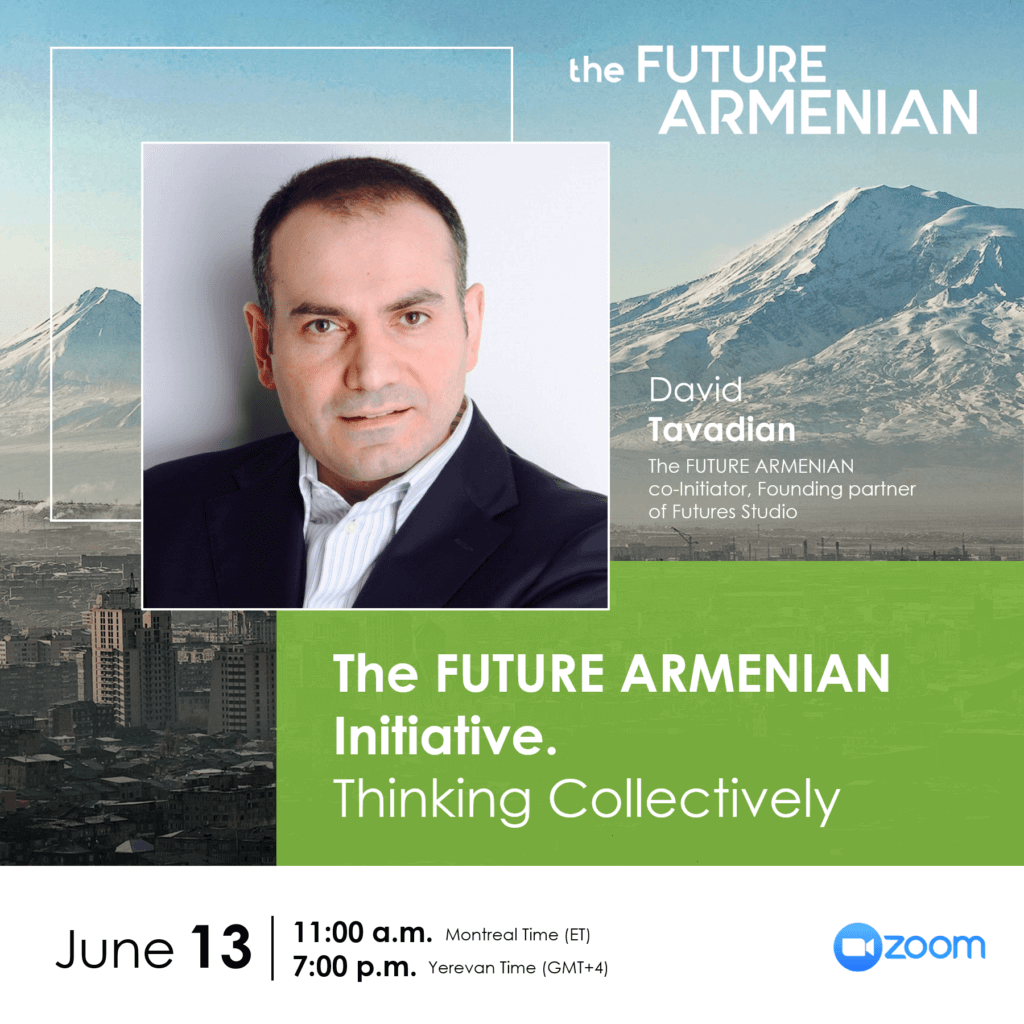 The FUTURE ARMENIAN Initiative. Thinking Collectively