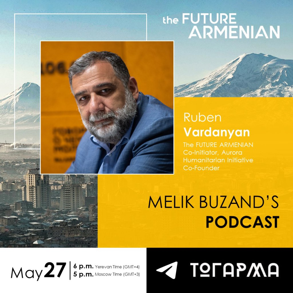 Discussion avec Ruben Vardanyan