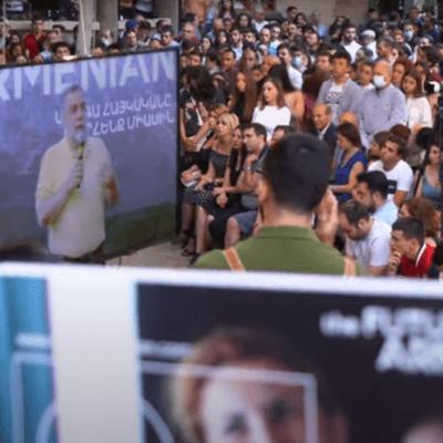 The FUTURE ARMENIAN: All Armenians for sustainable development. CivilNet, June 11, 2021 (in Armenian)