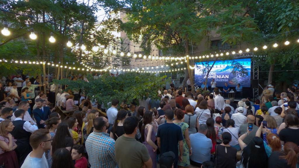 "Open Meeting ""The FUTURE ARMENIAN: Next steps"""