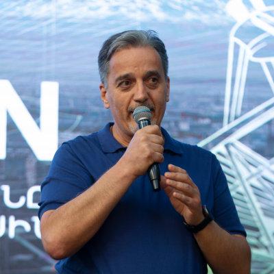 Арам Бекчян об инициативе The FUTURE ARMENIAN. Видео (с русскими субтитрами)