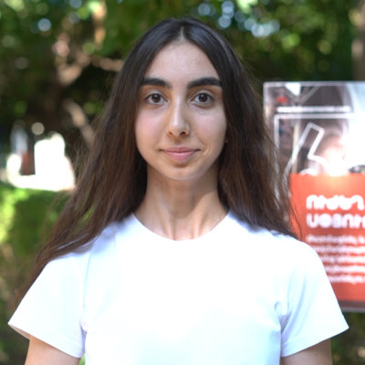 Арина (Армения). Почему я присоединилась к инициативе The FUTURE ARMENIAN (видео)