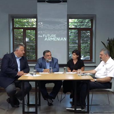 Эксклюзивная дискуссия «АРМЕНИЯ 2021-2041: макроэкономическая диагностика». CivilNet, 20 июля 2021 (на английском)
