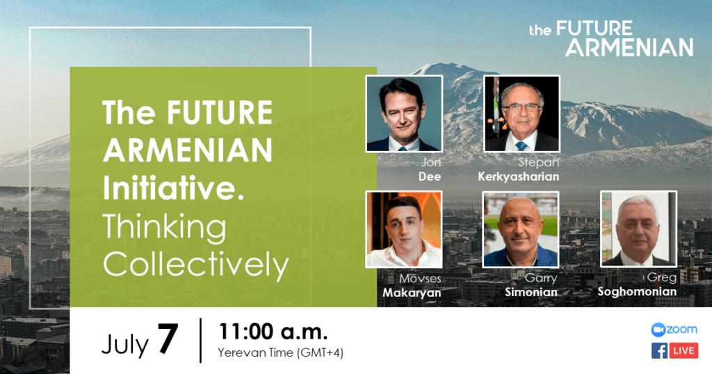 Discussion avec la communauté arménienne d'Australie sur le développement économique de l'Arménie. Session 1 (Objectif 8)