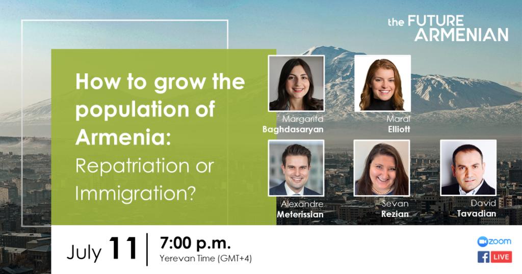 Comment stimuler la croissance démographique en Arménie : rapatriement ou immigration ? (Objectif 9)