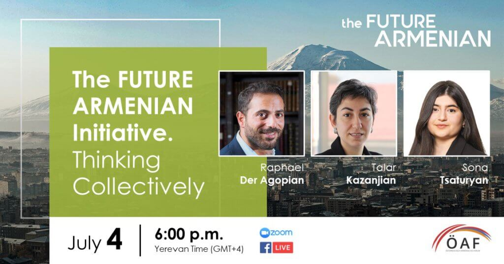 Meeting with the Austrian Armenian Community (Goal 6)