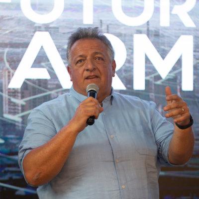 Нубар Афеян об инициативе The FUTURE ARMENIAN. Видео (с русскими субтитрами)