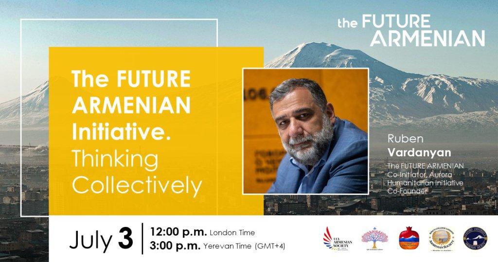 Meeting with the UK Armenian Сommunity
