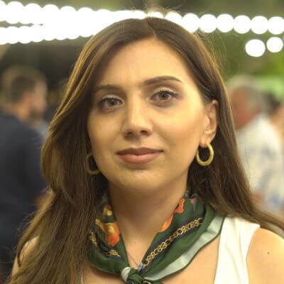 Liana Ohanyan (Armenia). Why I joined The FUTURE ARMENIAN (video