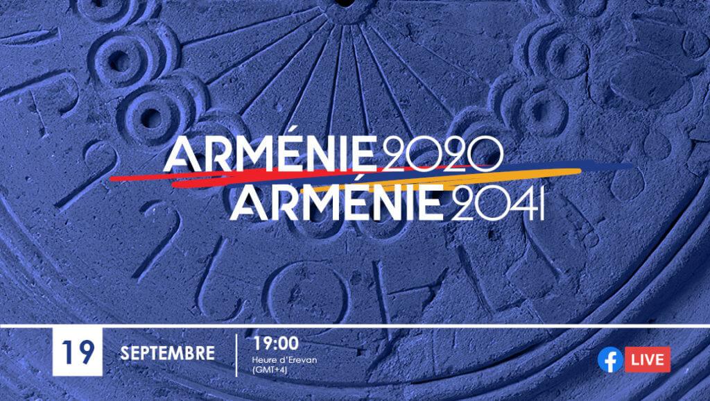 Arménie 2020 à Arménie 2041