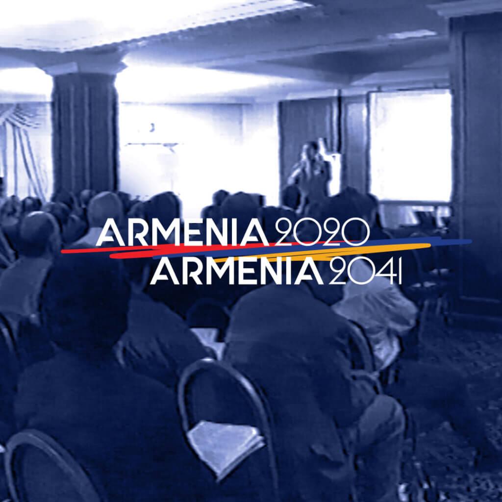 From Armenia 2020 to Armenia 2041. Video