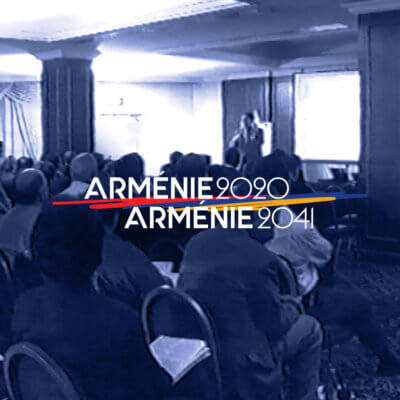 De l'Arménie 2020 à l'Arménie 2041. Vidéo