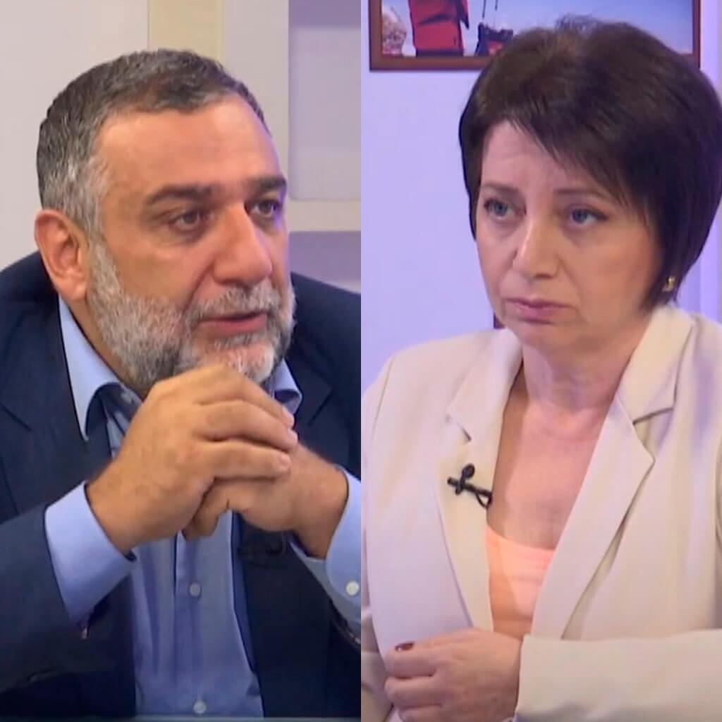 Интервью Рубена Варданяна телеканалу «Еркир Медиа». 20 сентября 2021 (на армянском)