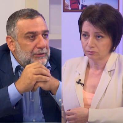 Ruben Vardanyan's interview to Yerkir Media TV. September 20, 2021 (in Armenian)