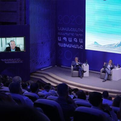 """From Armenia 2020 to Armenia 2041"": Outlining the Way to the Future Armenian"
