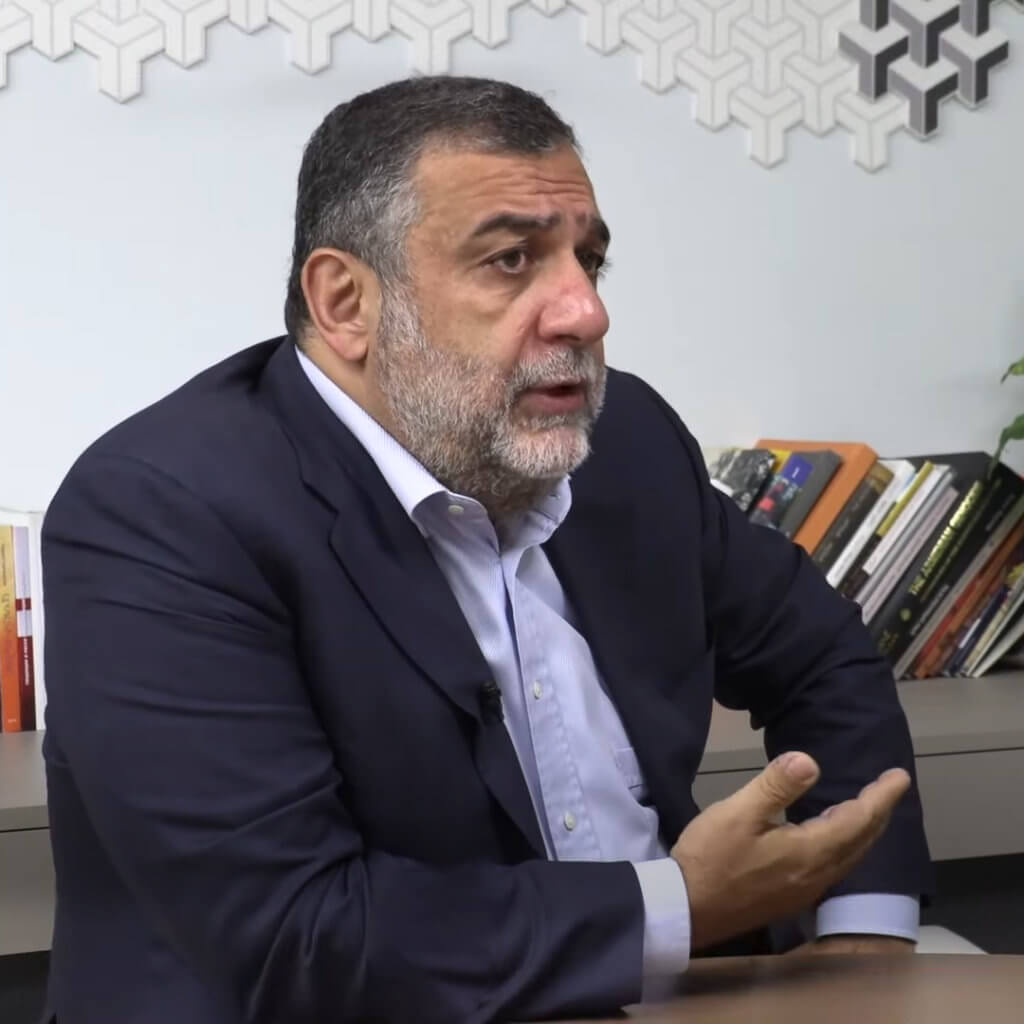 Ruben Vardanyan's Interview to Armenia Today. October 7, 2021 (in Russian)